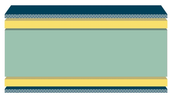 Colchones yaiza colch n de l tex adapta ergo - Colchon de latex precios ...
